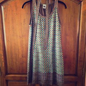 Missoni dress with matching belt